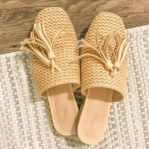 Universal Thread tassel loafers